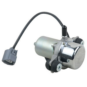 12V Electric Vacuum Pump Power Brake Booster Auxiliary Pump for GM Cadillac