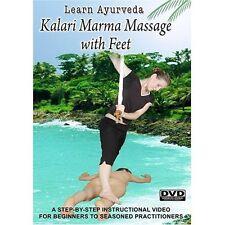 Learn Ayurveda Kalari Marma Massage With Feet [DVD] Region:2 Discs:1 Fitnes