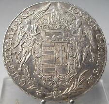RDR, Madonnentaler 1782 B, Joseph II., Kremnitz, Silber