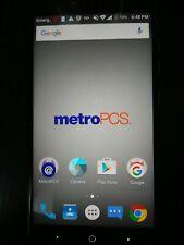 ZTE ZMAX Pro Z981 - 32 GB - Black (MetroPCS) Smartphone