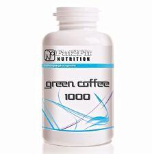 Grüner Kaffee (21,52€/100g) 180 Kapseln je 1000mg - Fatburner