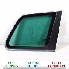 2004 - 2006 VOLKSWAGEN TOUAREG REAR RIGHT PASSENGER SIDE QUARTER GLASS - OEM
