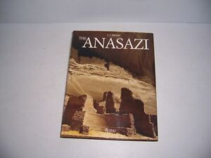 The Anasazi Ancient Indian People of the American Southwest Hardcover Book