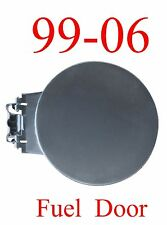 99 06 Fuel Door, Chevy, GMC, Truck, With Steel Bed, Silverado, Sierra 0856-029