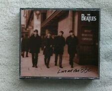 used THE BEATLES Live at The BBC double CD mono fatbox