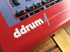 Clavia DDRUM4 - Drum Modul - Trigger Inputs - version 1