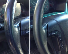 Kit Rinnova Colore Volante auto Pelle Porsche NERO Ritocco Interni Boxster 986 S