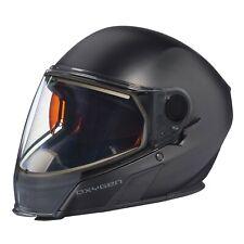 Ski-Doo Oxygen Snowmobile Helmet Matte Black Small 9290190493