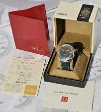 RARISSIMO orologio OMEGA Genève CHRONOSTOP 1970 con corredo ORIGINALE completo