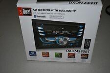 New Car Duel car CD Player W/Bluetooth,USB,AUX,MP3,200Watts,4'' by 7'' dash