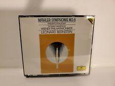 Mahler: Symphonie No. 6 Kindertotenlieder CD Dec-1989 2 Discs, Deutsche