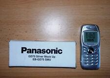 Panasonic Handy Dummy GD75, silber, Rarität, Neuware!
