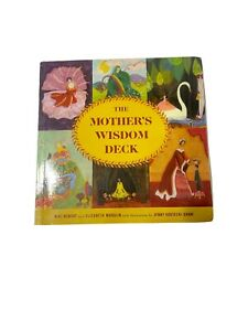 RARE The Mother's Wisdom Deck: Paperback * Cards not included* Book Only