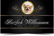 Herzlich Willkommen Chihuahua - Fußmatte