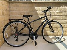 - Ridgeback Bike size 17 inch frame mens Small Speed Metro Black colour