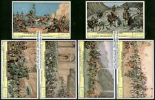 Conquorers From Asia Orient 6 Nice 50 Y/O Trade Ad Cards