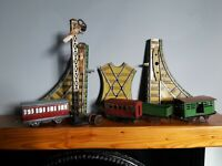 Hornby O gauge collection of track & rolling stock