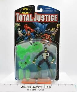 Green Lantern Total Justice Batman 1996 Kenner NEW MOSC Action Figure