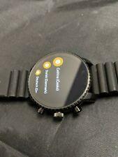Fossil FTW4018 Gen 4 Explorist HR 45mm Smartwatch - Black