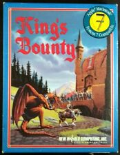 King's Bounty (Macintosh, 1990) Complete in Box