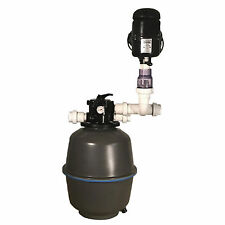 for Ponds to 5,000 Gallons and Fish Loads to 125 LBS AquaBead GC Tek Plus Filtration System ABPS 2.5