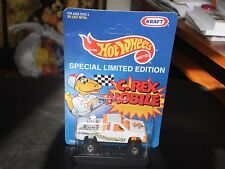HOTWHEELS SPECIAL LIMITED EDITION C. REX MOBILE MATTEL 1993