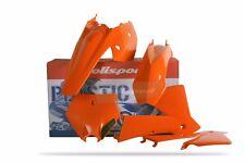 Polisport Plástico Kit Para KTM SX 2003 2004 Exc 2004 OEM Naranja 90102