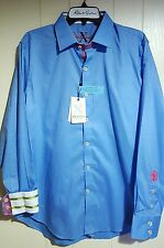 Robert Graham *House Boat* Button-Front Shirt Men's: Large (NWT)
