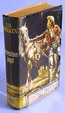 Leihbuch Western - U.H. Wilken - Menschenjagd - Wildwest - August Bach Verlag