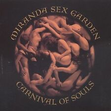 MIRANDA SEX GARDEN - Carnival of Souls (CD 2000)