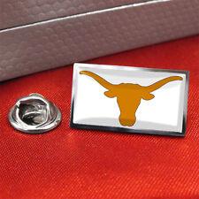 Texas Longhorn Steer lapel/tie Pin Insignia