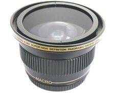 Ultra Super HD Panoramic Fisheye Lens For Panasonic HDC-TM700K HDC-HS700K