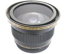 Ultra Super HD Panoramic Fisheye Lens For Panasonic HDC-TM700K HDC-HS700K
