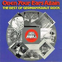 (CD) Open Your Ears Again - The Best Of German Kraut Rock - Birth Control, u.a.
