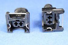 2pin Fuel injector sensor plug connector Bosch EV1 x 1 kit
