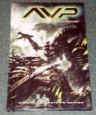 AVP Alien vs. Predator Special Collector's Edition Hardcover from AVP Hunter Ed.