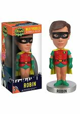 Batman Classic TV Series Robin Pompon Head Nuovissima Wacky Wobbler