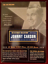 Johnny Carson The Ultimate Collection (3 DVD) Tonight Show Best BRAND NEW SEALED