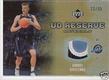 06-07 RESERVE - ANDREI KIRLENKO - 3 COLOR PATCH CARD - #23/35