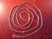 Schöne 835 Silber Kette Venezianerkette Für Anhänger Bezaubernd Elegant Retro