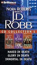 In Death: J. D. Robb Collection 1 : Naked in Death - Glory in Death - Immortal i