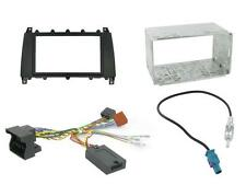 Connects2 CTKMB01 Mercedes C-Class 04-06 Double Din Car Stereo Fitting Kit