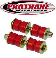 Prothane 8-402 90-97 Honda Accord Front Sway Bar End Link Kit Red Polyurethane