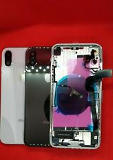 Housing  Replacement  Back  Door Rear Frame Small Parts Iphone X XR XS MAX