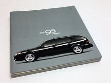 2001 Saab 9-5 Wagon Brochure