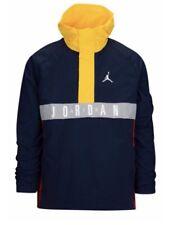Nike Air Jordan Wings Anorak Jacket Size Large Snow Beach Tech Fleece