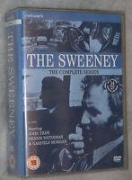 The Sweeney - SERIE COMPLETA 1-4 (1,2, 3,4) DVD Box Set - Nuevo Precintado