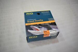 Rio Scandi Versitip Fly Line + Shooting Head Tips Kit w/Wallet