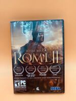 BRAND NEW SEALED Total War: Rome II (PC, 2013) FREE SHIPPING RARE