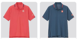 UNIQLO x Roger Federer DRY-EX Polo shirt - 2021 French Open Tennis in Paris